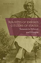 Subjects of empires, citizens of states :…