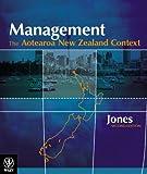 Management : the Aotearoa New Zealand context / author, Glyndwr Jones