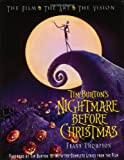 Tim Burton's nightmare before Christmas : the film, the art, the vision : with the complete lyrics from the film / Frank Thompson ; foreword by Tim Burton
