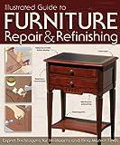 Illustrated guide to furniture repair & refinishing