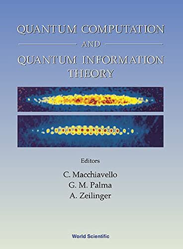 PDF] Quantum Computation and Quantum Information Theory: 12