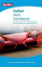 Berlitz Language: Italian Verb Handbook…