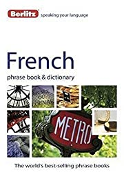 Berlitz French Phrase Book & Dictionary af…