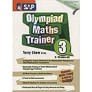 Olympiad Maths Trainer 3 ( 9- 10 yrs) af…