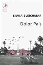 Dolor pais / Country Pain (Spanish Edition)…