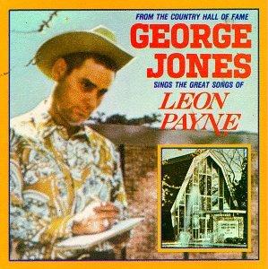 The George Jones Sings the Great Songs of Leon Payne