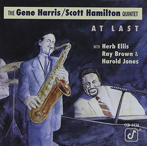 Album At Last by Gene Harris