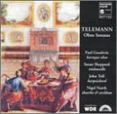 Telemann: Oboe Sonatas by Georg Philipp…