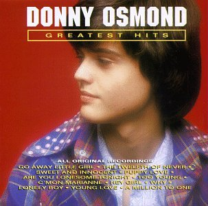 Greatest Hits: Donny Osmond