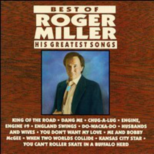Roger Miller: Fun Music Information Facts, Trivia, Lyrics