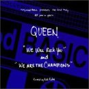 We Will Rock You / We Are the Champions lyrics