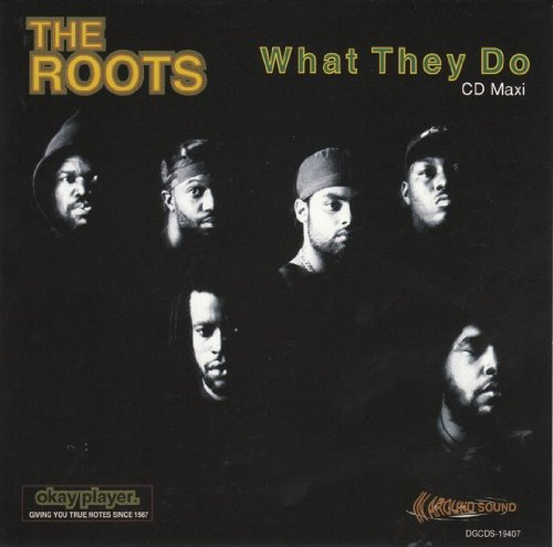 What They Do [CD]