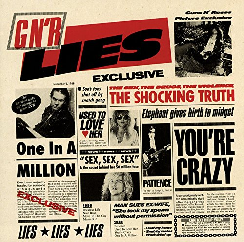 G N R  Lies - Guns N' Roses Album Lyrics Mp3 Download