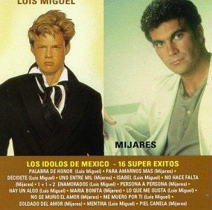 Los Idolos De Mexico