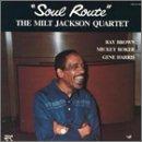 Milt Jackson: Soul Route