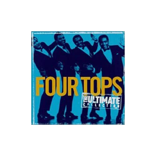 Four Tops Ultimate Collection: Best 'Four Tops' Compilation?