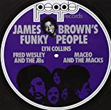 Amazon | JAMES BROWN'S FUNKY PEOPLE | James Brown | クラシックソウル | 音楽