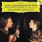 Piano & Violin Sonatas Kv301 304 378 & 379…