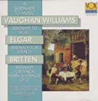 A Serenade to Music - Vaughan Williams:…
