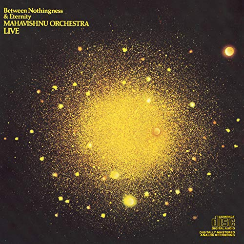 Album Between Nothingness and Eternity by Mahavishnu Orchestra