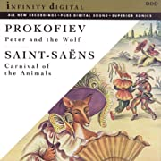 Prokofiev: Peter and The Wolf/Carnival of…