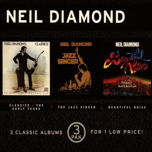 Classics: The Early Years/Jazz Singer/Beautiful Noise