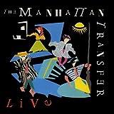 The Manhattan Transfer Live lyrics