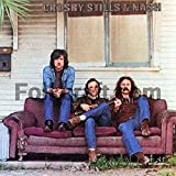 Crosby, Stills & Nash (1969)
