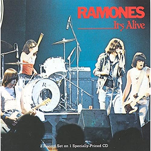 It's Alive performed by Ramones