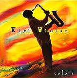 KIRK WHALUM Colors album cover