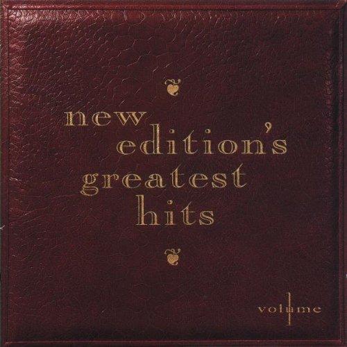 New Edition - Greatest Hits, Vol  1' - NEW EDITION Album