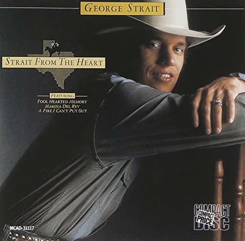 Strait From The Heart Album