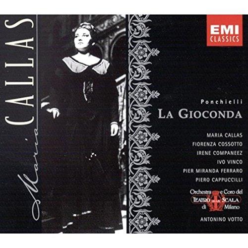 La Gioconda composed by Amilcare Ponchielli