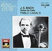 J. S. Bach: Suites for Cello Vol. 2 - Suites…