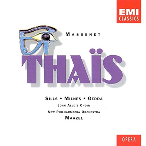 Thais composed by Jules Massenet