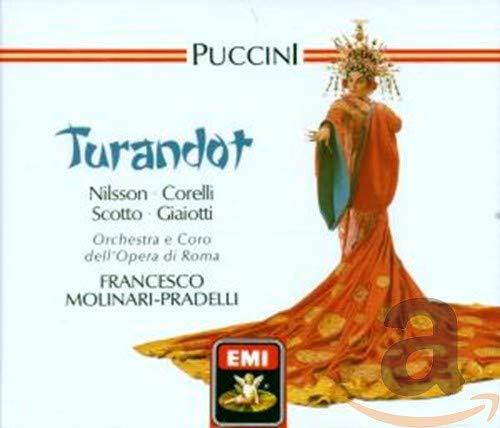 Turandot composed by Giacomo Puccini