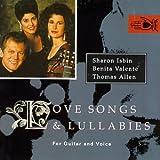 Love Songs and Lullabies lyrics