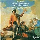 Boccherini: Four Symphonies - Op. 37, Nos.…
