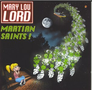 Martian Saints!