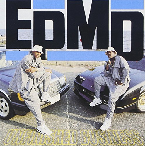 Album Covers Featuring The Artists Posing With Their Cars