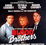 Blood Brothers (1995 London cast) lyrics