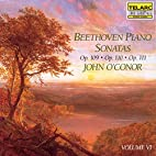 Beethoven: Piano Sonatas Vol. 6: Op. 109,…