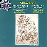 Igor Stravinsky ,Seiji Ozawa ,Erich Leinsdorf - Stravinsky: Le sacre du printemps/Fireworks/The Firebird Suite