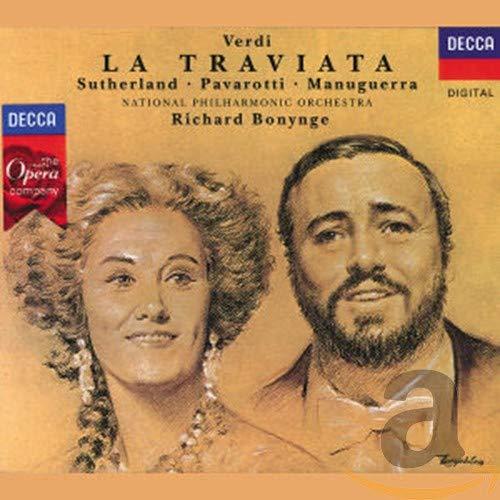 La Traviata composed by Giuseppe Verdi