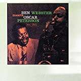 Ben Webster Meets Oscar Peterson (1959) (Album) by Ben Webster and Oscar Peterson