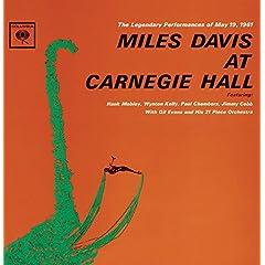Miles Davis At Carnegie Hall by Miles Davis