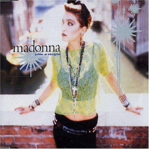 Like a Virgin [UK CD Single]