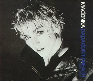 Papa Don't Preach [Germany CD Single]