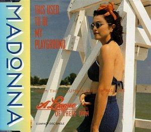 This Used to Be My Playground [UK CD Single]