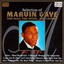 Selection of Marvin Gaye: The Man, The Music, The Legend